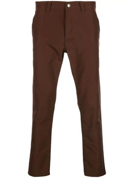 Enfants Riches Deprimes - Chocolate Brown Straight-leg Trousers - Men