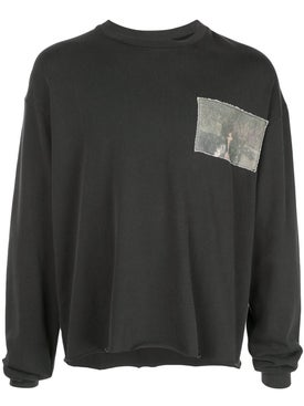 Enfants Riches Deprimes - Cross Patch Sweatshirt - Men