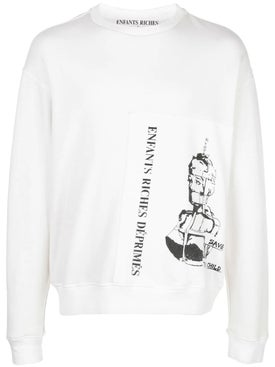 Enfants Riches Deprimes - Save This Child Sweatshirt - Men