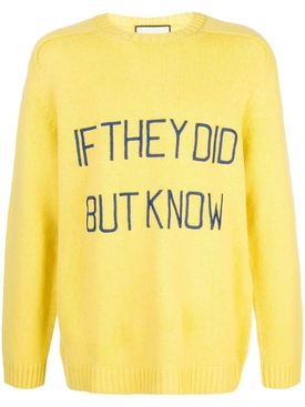 If They Did sweater