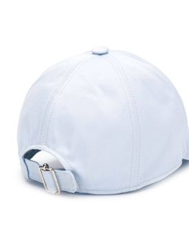 Classic embroidered baseball cap LIGHT BLUE