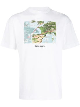 Palm Angels - Lost Flight T-shirt - Men