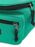 Balenciaga - Turquoise Explorer Belt Bag - Men