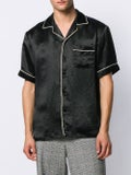 Gucci - Multicolor Logo Bowling Shirt Black - Men