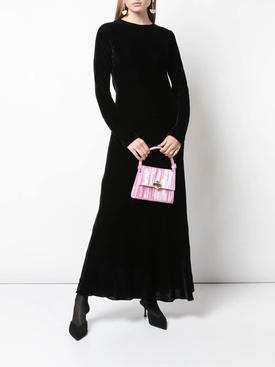 Josephine velvet gown