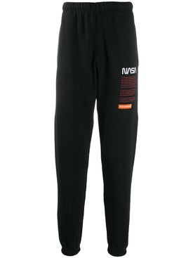 Heron Preston - Nasa Track Pants Black - Sweats