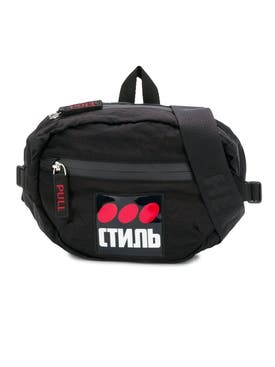 Heron Preston - Ctnmb Belt Bag Black - Men