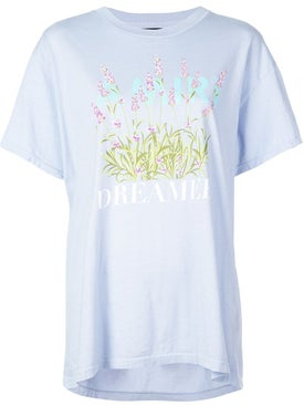 Amiri - Amiri Flower Dreamer T-shirt - Women