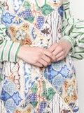 Esteban Cortazar - Tile Print Maxi Dress - Women