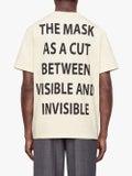 Gucci - Manifesto Oversized T-shirt White - Men