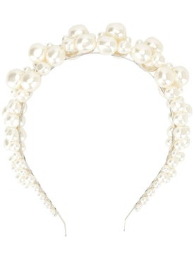 Simone Rocha - Cluster Baroque Hairband - Women