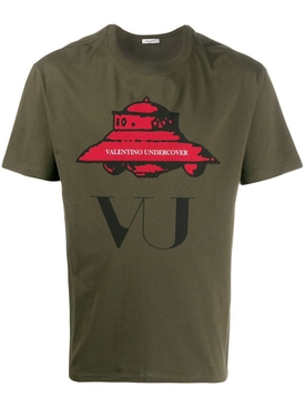 Valentino x Undercover UFO t-shirt
