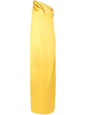 Maison Rabih Kayrouz - Satin Granite Dress - Women