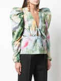 Rosie Assoulin - Victorian Watercolor Top - Women