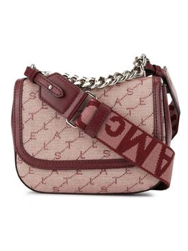 Stella Mccartney - Monogram Eco Crossbody Bag - Women