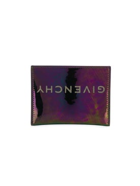 Givenchy - Upside Down Iridescent Card Holder - Wallet