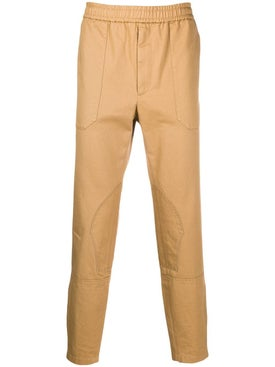 Gucci - Khaki Tapered Leg Track Pants - Men