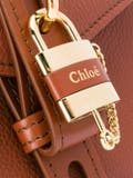 Chloé - Sepia Brown Aby Small Day Bag - Women