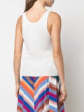 Altuzarra - Ribbed Tank Top White - Women