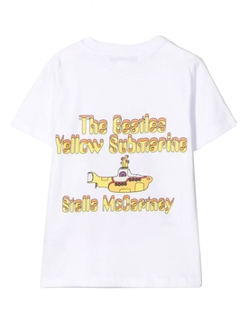 Kids Yellow Submarine T-shirt