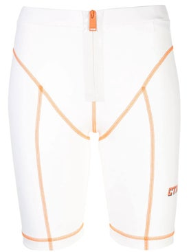 Heron Preston - High-waisted Cycling Shorts - Women