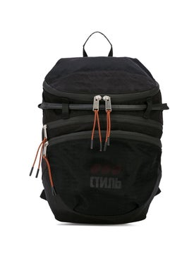 Heron Preston - Ctnmb Foldable Backpack Black - Backpacks