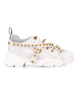 Flashtrek removable spikes sneakers