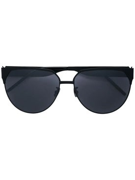 Saint Laurent - Ysl Black Frame Sunglasses - Women