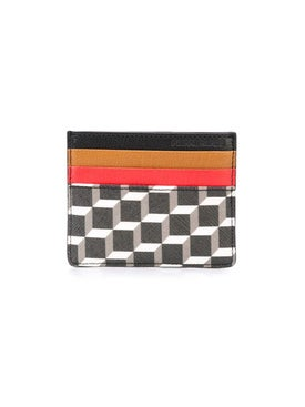 Pierre Hardy - Geometric Cube Print Card Holder - Men
