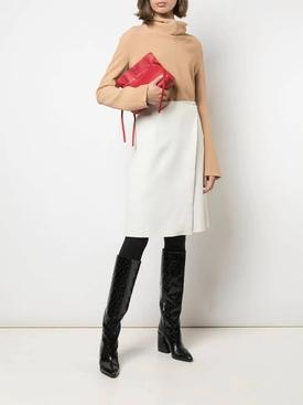 White Narai skirt