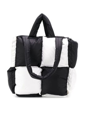 Off-white - Puffy Tote Bag Black & White - Women