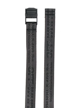 Off-white - Mini Industrial Logo Belt Black - Women