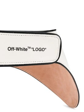Off-white - Racing Belt White - Women