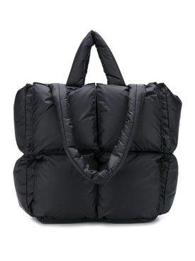 Off-white - Puffy Tote Bag Black - Women