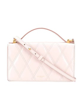Givenchy - Quilted Cross-body Bag Pale Pink - Women