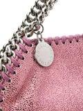 Stella Mccartney - Tiny Metallic Falabella Tote Purple - Women