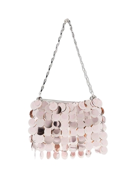Metallic pink 1969 shoulder bag