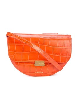 Wandler - Leather Anna Belt Bag Spicy Orange - Women
