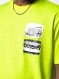 Calvin Klein Jeans Est.1978 - Neon Digital Print T-shirt - Men