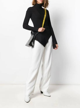 Off-white - Asymmetrical Knit Top - Women