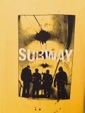 Neil Barrett - Photographic Subway T-shirt - Men