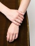 Eva Fehren - 18kt Gold Kissing Claw Diamond Ring - Women