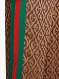 Gucci - Monogram Print Track Pants - Women