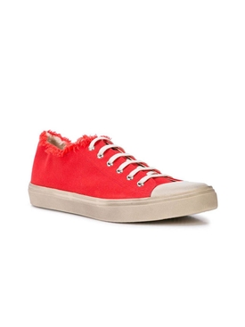 Bedford low-top sneakers RED