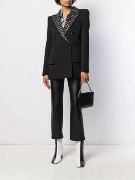 Black embellished blazer