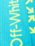Off-white - Arrow Logo Socks Blue - Men