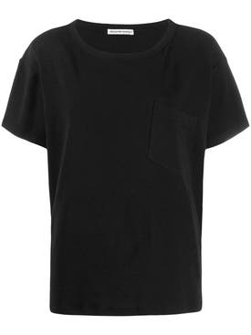 Alexanderwang.t - Classic Pocket T-shirt Black - Women