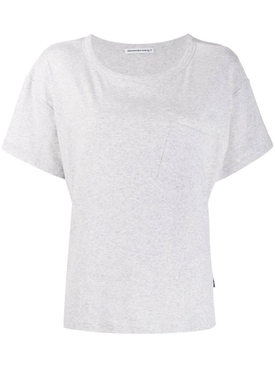 Classic pocket t-shirt GREY