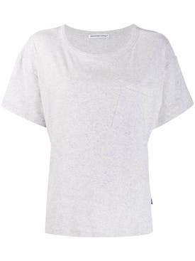 Alexanderwang.t - Classic Pocket T-shirt Grey - Women