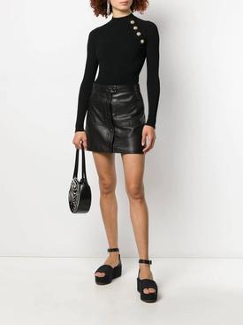 Buttoned bodysuit